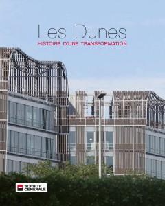 Couverture du livre - Les dunes de la Société Générale
